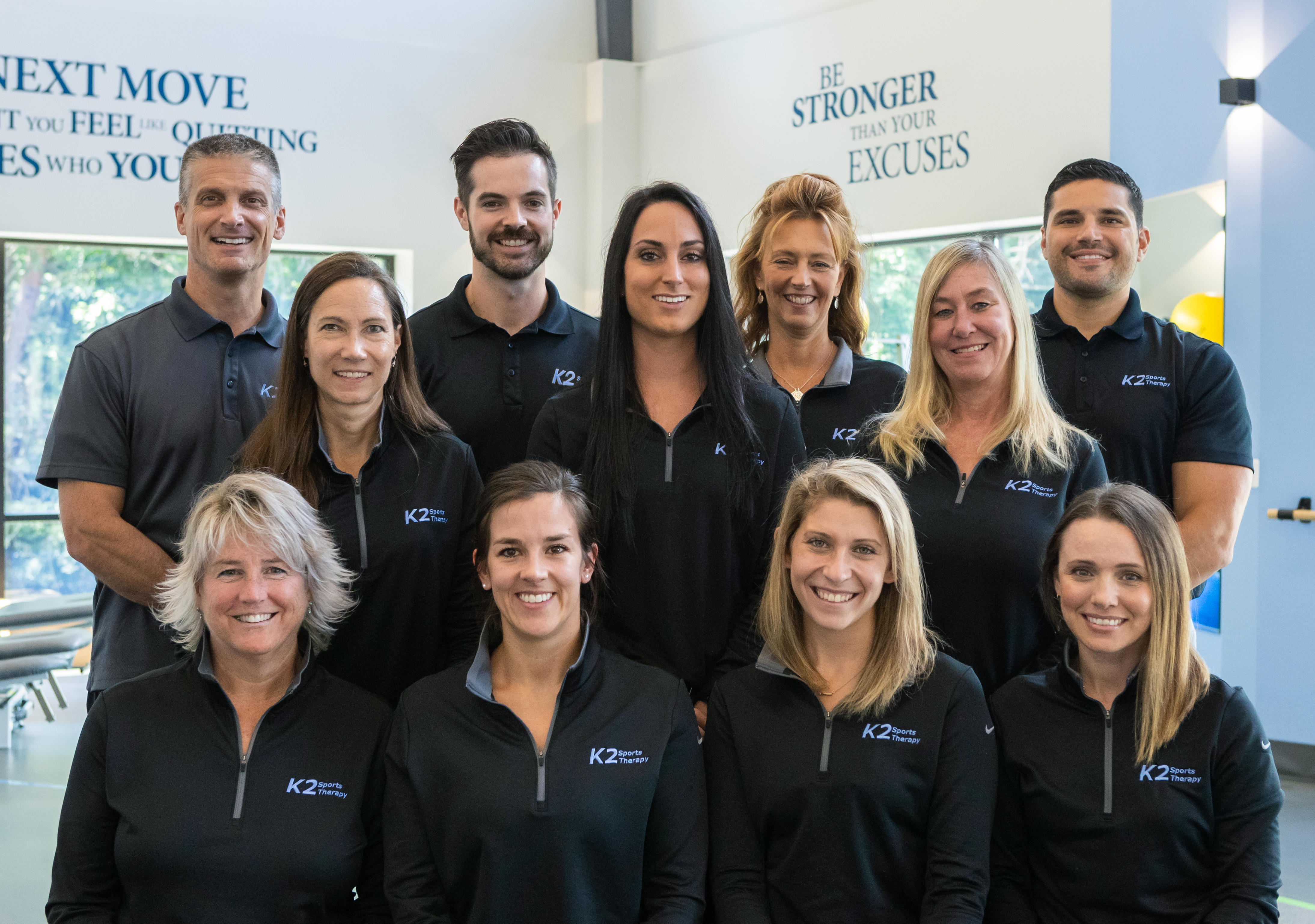 Physical Therapy Staff Photo Square